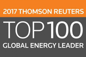 SABIC Recognized as One of Top 100 Global Energy Leaders by Thomson Reuters
