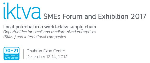 iktva SMEs Forum & Exhibition 2017
