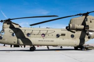 Boeing Awarded Contract to Build Chinook Helicopters for Saudi Arabia