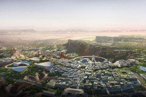 Saudi Arabia Reveals Qiddiya 'Master Plan'