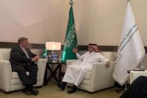 Business Council CEO Holds High-Level Meetings, Outreach during Visit to Saudi Arabia
